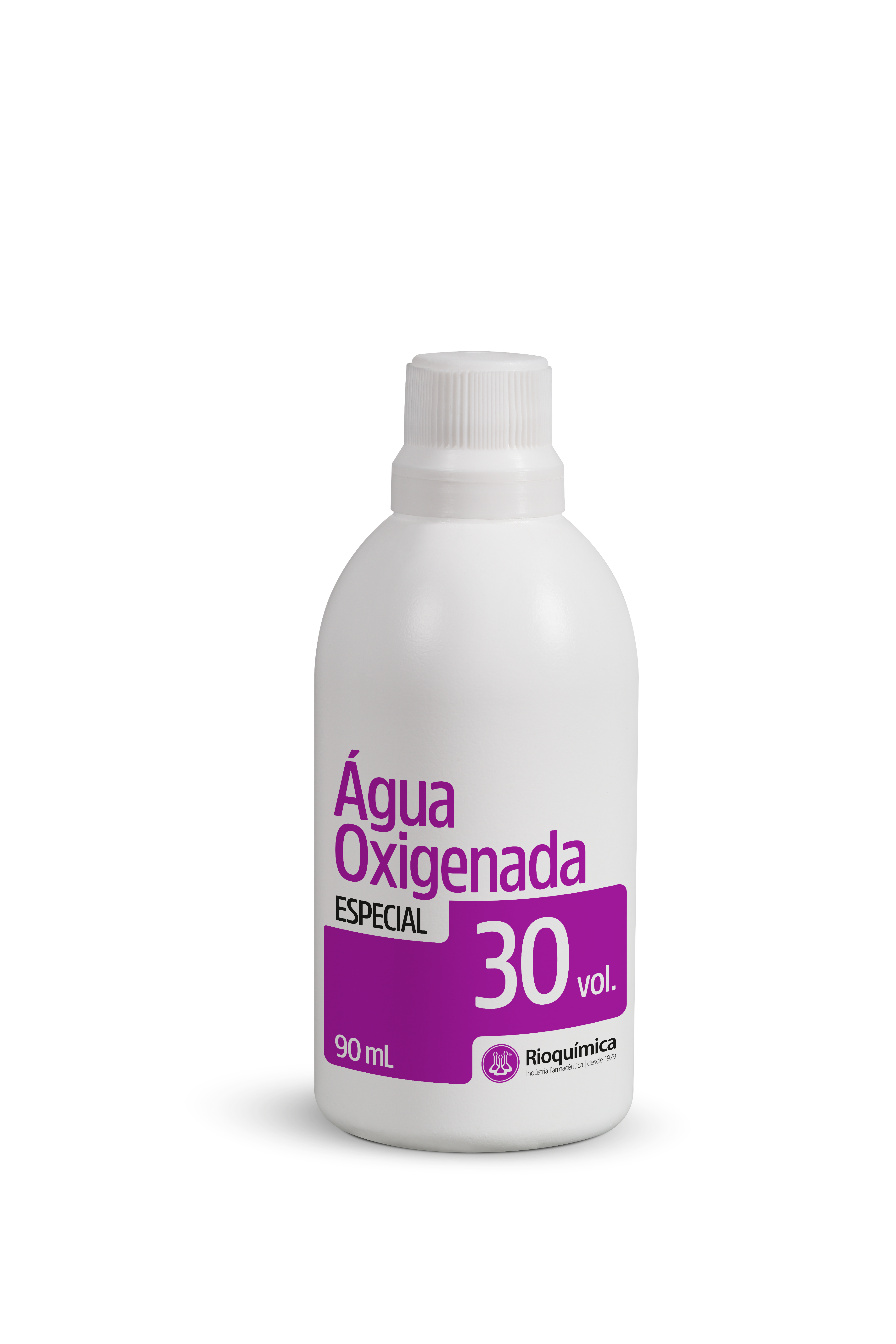 Rio QuímicaÁgua Oxigenada Especial 30 vol. 90ml