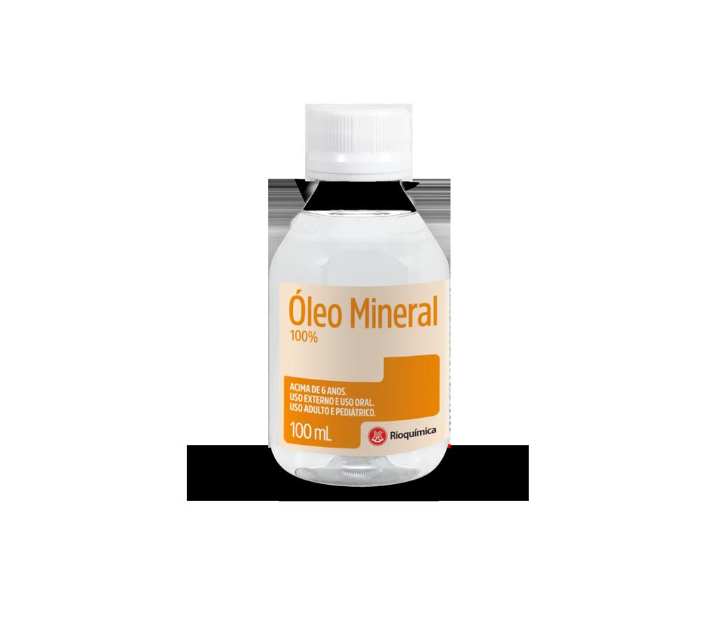 Rio QuímicaÓleo Mineral 100ml
