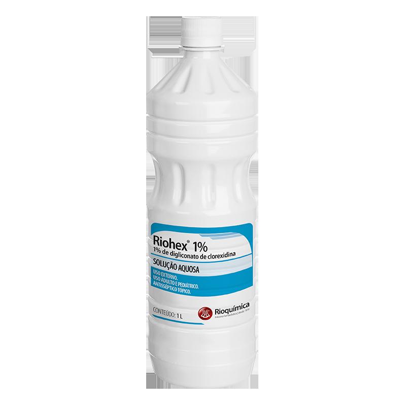 Rio QuímicaRiohex® 1% 1L