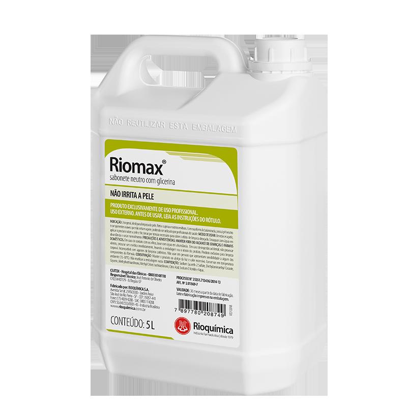 Rio QuímicaRiomax® 5L