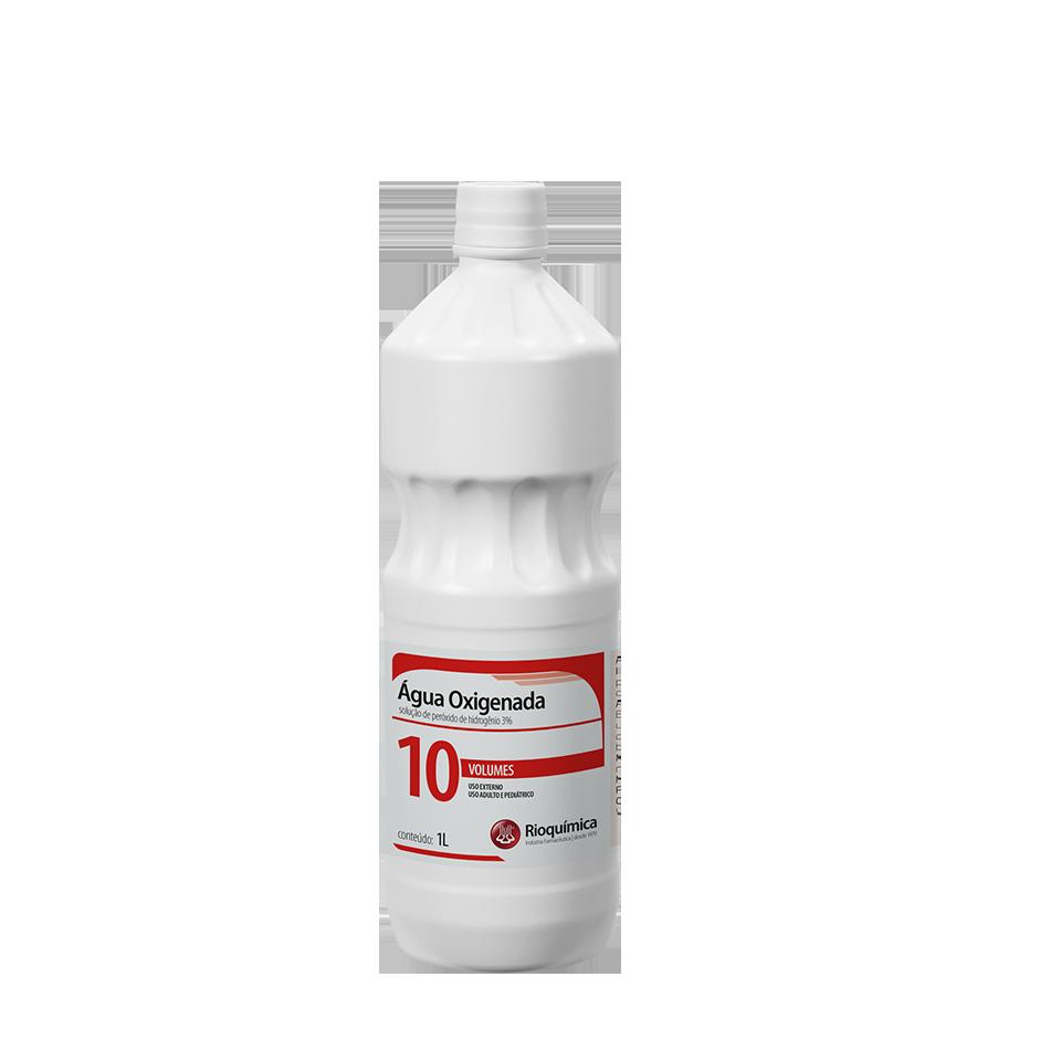 Rio Química Água Oxigenada 1L