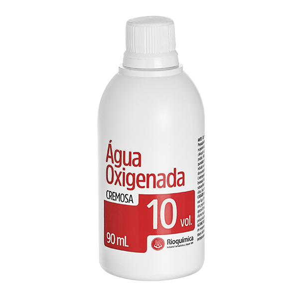 Rio Química Água Oxigenada Cremosa 10 vol. 90ml